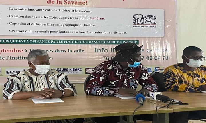 Horizons théâtre cinéma : Un projet pour la promotion des valeurs burkinabè au profit des tout-petits