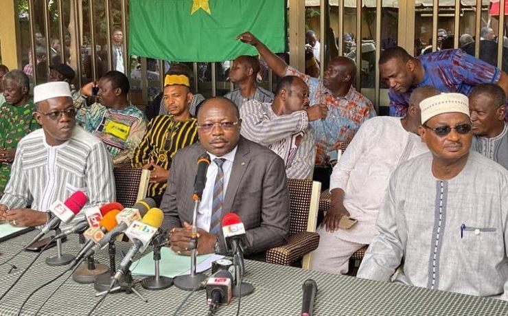 Burkina Faso: L'Opposition politique pour la «réouverture immédiate du noble Zinda»