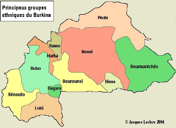 La réconciliation nationale au Burkina Faso : les enjeux linguistiques