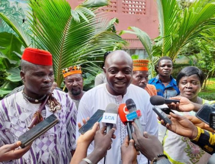 Politique : Le PS-Burkina rejoint le MPP, au nom de la lutte contre l'insécurité