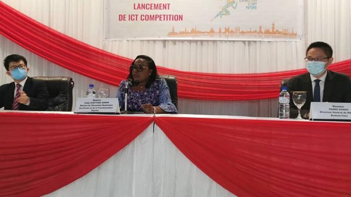 Burkina Faso : Huawei lance une compétition pour détecter de nouveaux talents en technologie