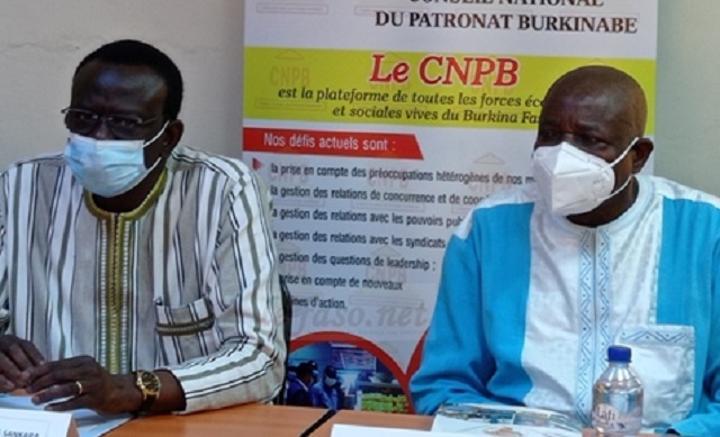 Restructuration des zones non loties : Le patronat burkinabè sollicité pour accompagner le projet