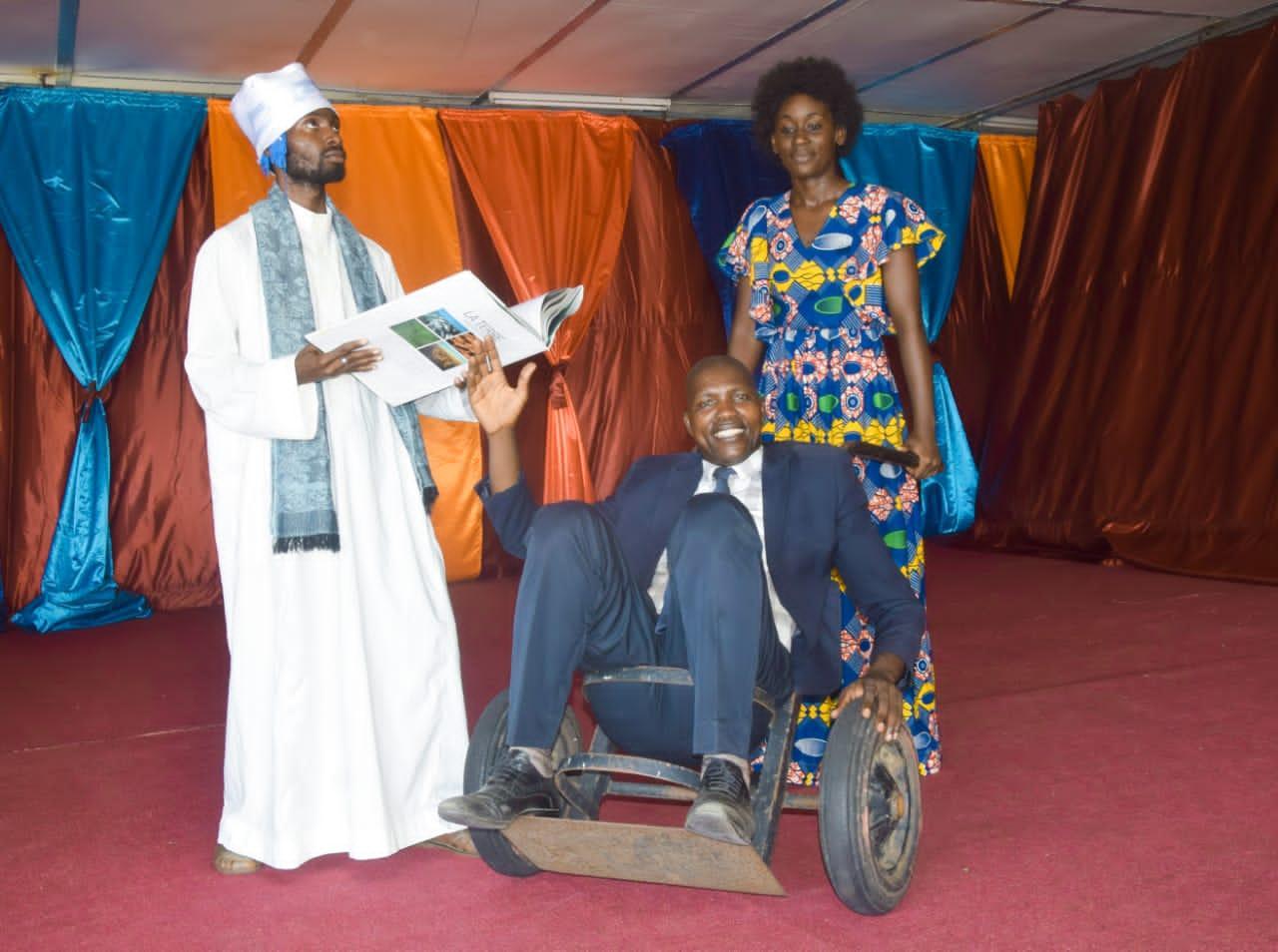 Arts de la scène : la compagnie Autopsie théâtre va représenter le Congo au Burkina Faso