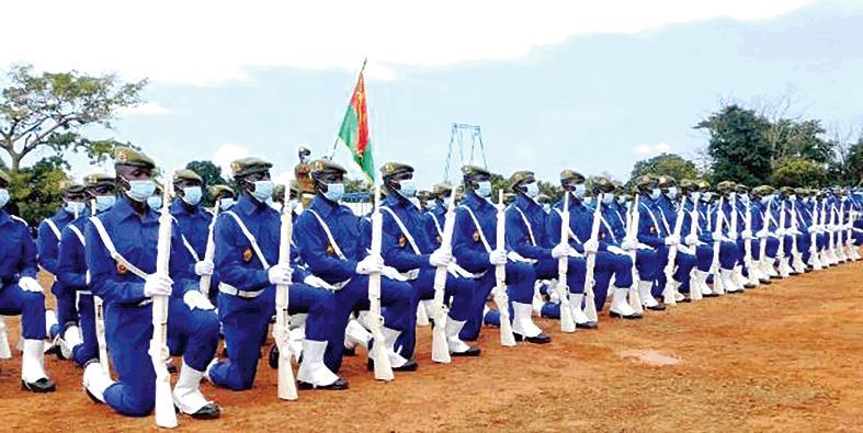 Ecole nationale des sous-officiers de la gendarmerie : 748 maréchaux de logis aptes pour le front