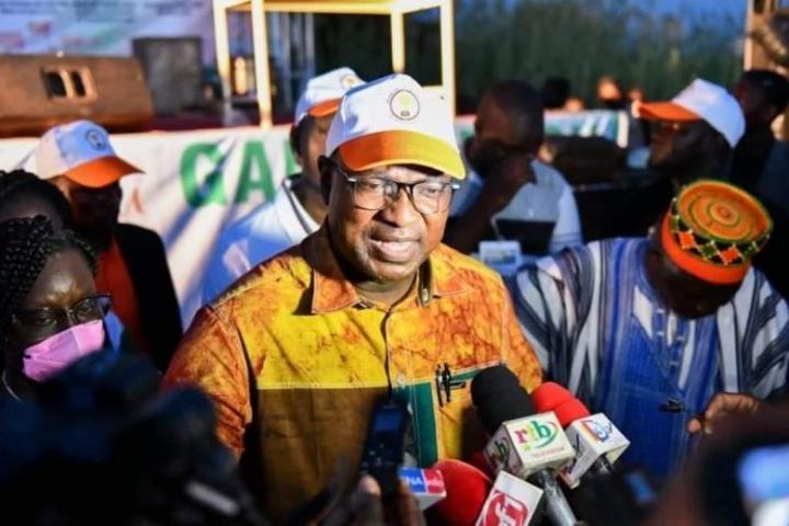 """Burkina Faso : Le """"bulldozer national"""" dans le Ganzourgou"""