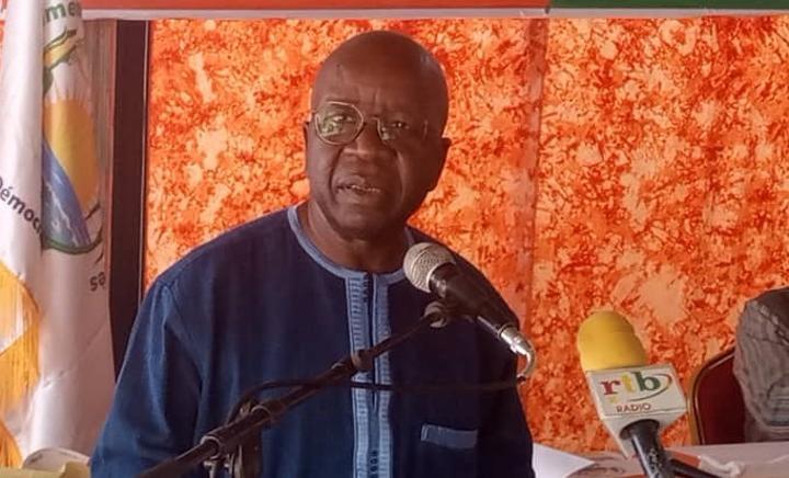 Burkina/sécurité : Le parti au pouvoir exhorte à éviter les invectives et prône la mobilisation générale