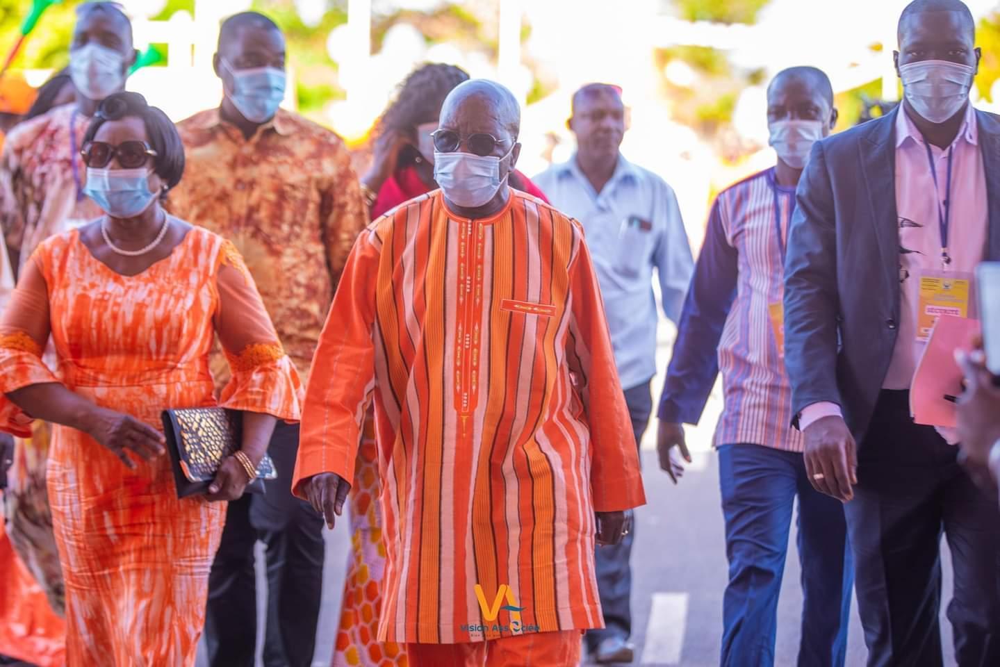 Burkina/MPP : Le devoir de reconnaissance des militants à Simon Compaoré, désormais président d'honneur du parti