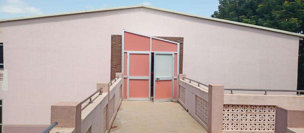 Covid-19 : Que devient le fameux bâtiment 15 du CHU de Tengandogo ?