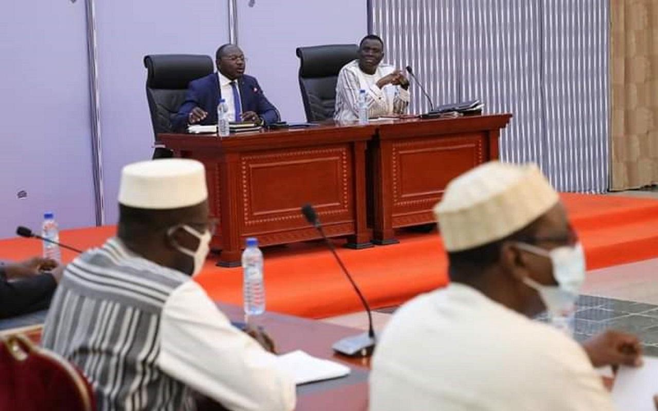 Burkina Faso-Dialogue politique : Reprise effective des travaux à Kosyam