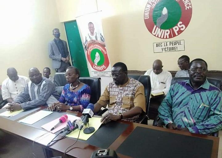 Burkina/vie politique : Congrès de fusion UNIR/PS-MPS, une commission conjointe pour s'y atteler