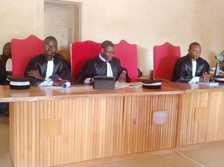 Tribunal de Grande Instance de Dédougou : Sié Jonas PALE passe le témoin à Drissa Millogo