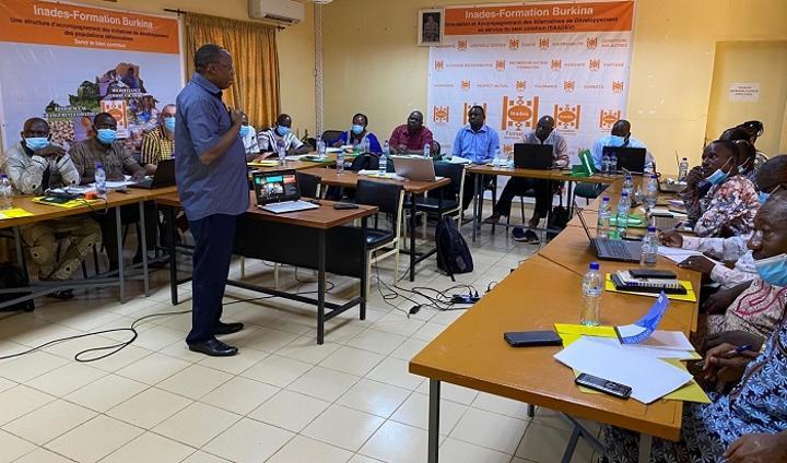 Agriculture : Des acteurs discutent pour le développement de lois sur la gestion durable des semences et la biodiversité