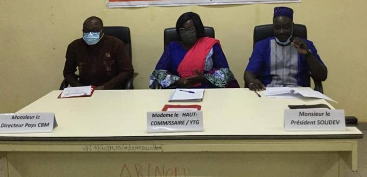 Région du Nord : Le projet « Réponse économique inclusive face à l'impact du covid-19 au profit des communautés vulnérables » officiellement lancé