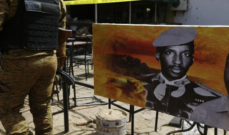 Burkina Faso : pas d'enregistrement au procès de l'assassinat de Thomas Sankara