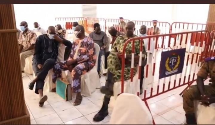 Burkina Faso : Aussitôt ouvert, le procès de l'assassinat de Sankara renvoyé au 25 octobre
