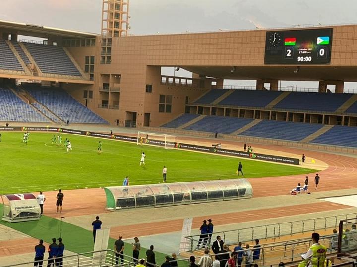 Eliminatoires Coupe du monde 2022 : Les Etalons confirment face à Djibouti (2-0)