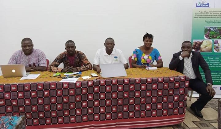 Filière Karité : Le PATCK, pour promouvoir la transformation et la commercialisation des produits dérivés