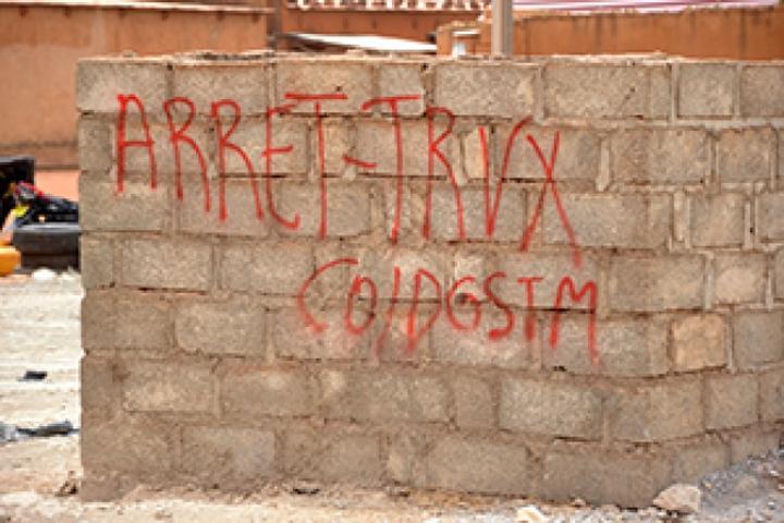 Occupation illégale des espaces verts à Ouagadougou : Quand des autorités du pays sont les complices de cet incivisme !