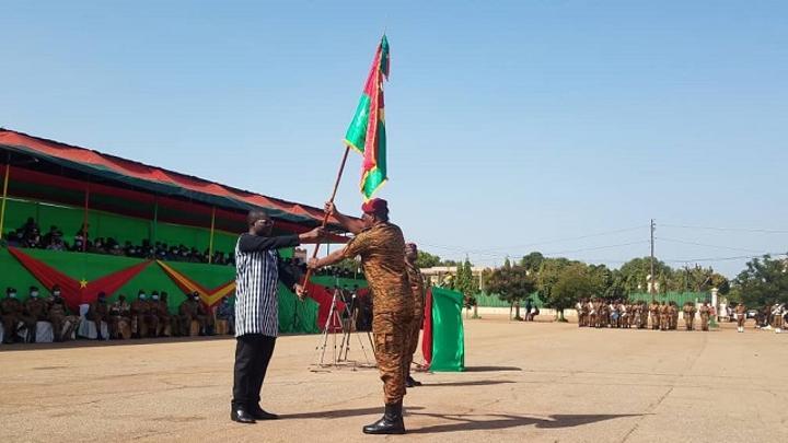 Burkina Faso : Le nouveau chef d'état-major général des armées officiellement installé