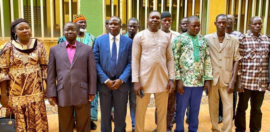 Burkina : Le Projet d'appui à la modernisation du secteur des transports outille les acteurs à la gestion des plaintes