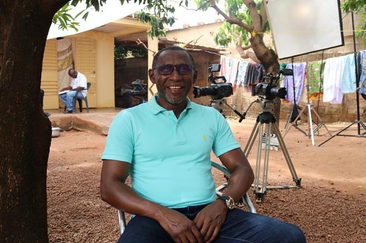 FESPACO 2021 : « Nous croisons les doigts pour espérer faire honneur au Burkina Faso », Boubakar Diallo