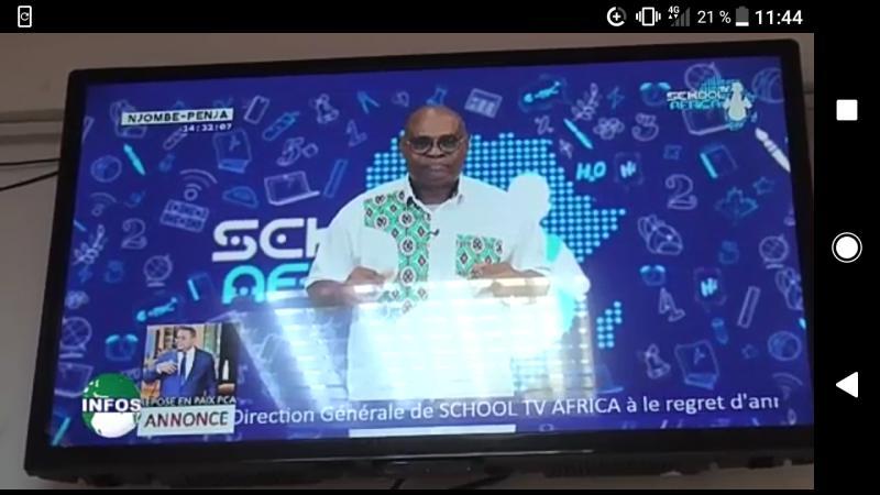 Cameroun - Carnet noir: Le personnel de School Tv Africa et l'Association des communes et villes unies du Cameroun pleurent la mort de Paul Eric Kingue