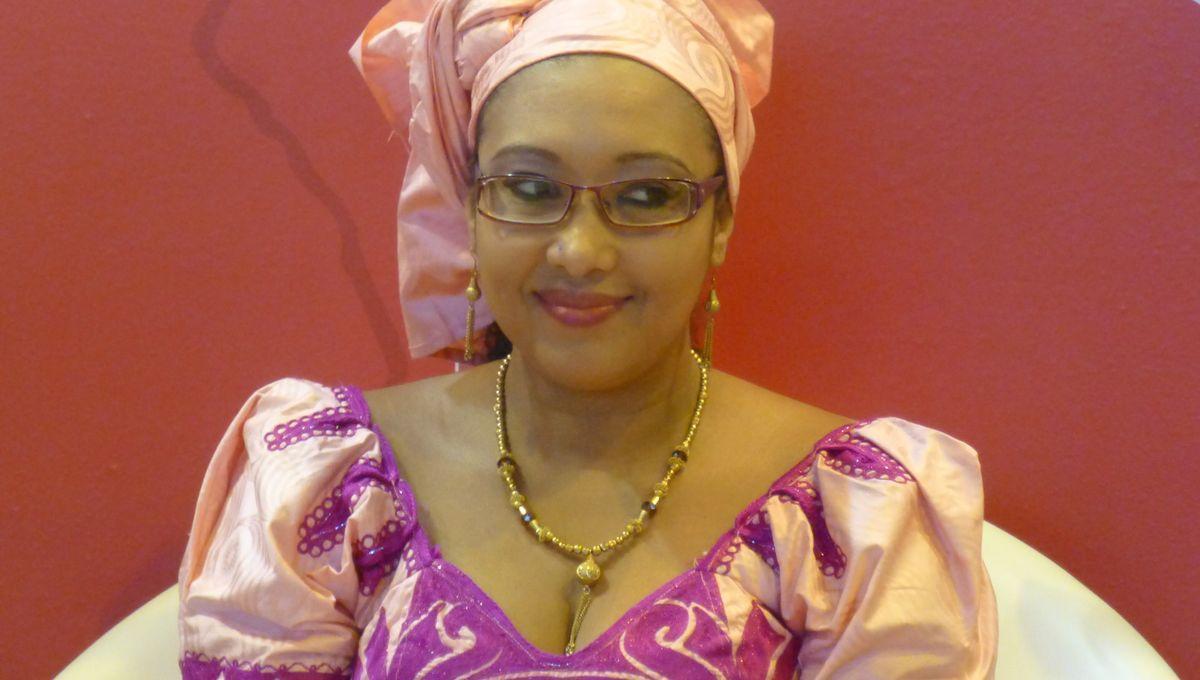 Distinction : Dajili Amadou de nouveau récompensée à Paris