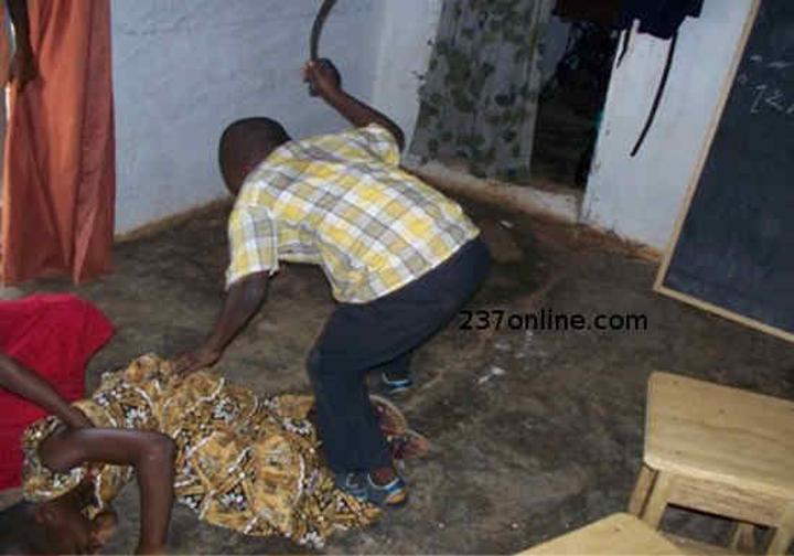 Bertoua: une voleuse de sacs violemment bastonnée