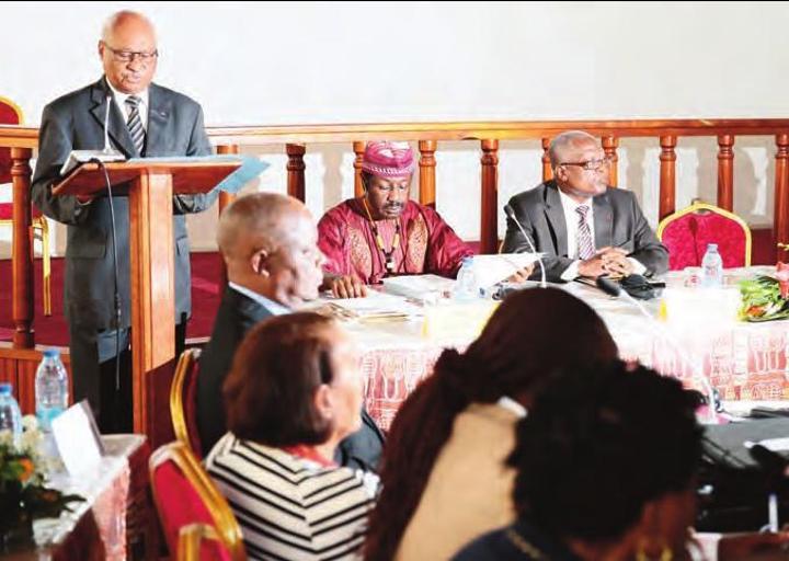 Justice à Douala: qui est réellement 'l'Empereur' Arroye Betou, le bras droit du ministre Esso?
