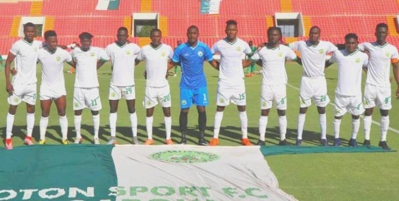 Cameroun - Coupe de la Confédération de la CAF: Coton Sport de Garoua bat les zambiens de Napsa stars FC et enchaine avec une deuxième victoire d'affilée