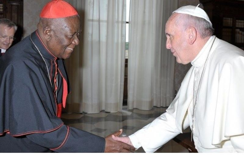 Cameroun - Réaction: L'hommage du Pape François au Cardinal Christian Tumi