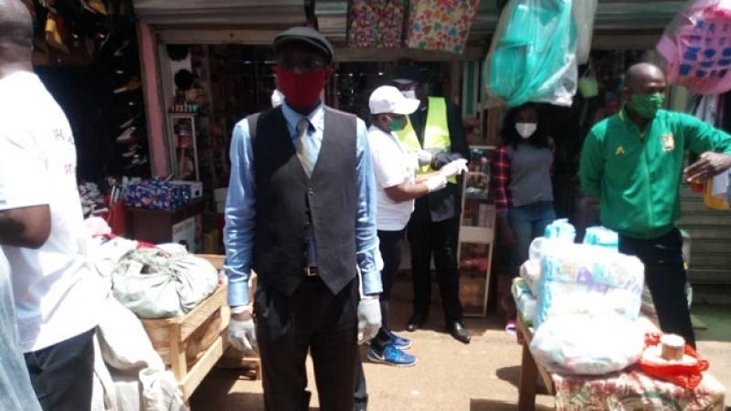 Cameroun - Covid-19: 4112 nouveaux cas en une semaine au Cameroun