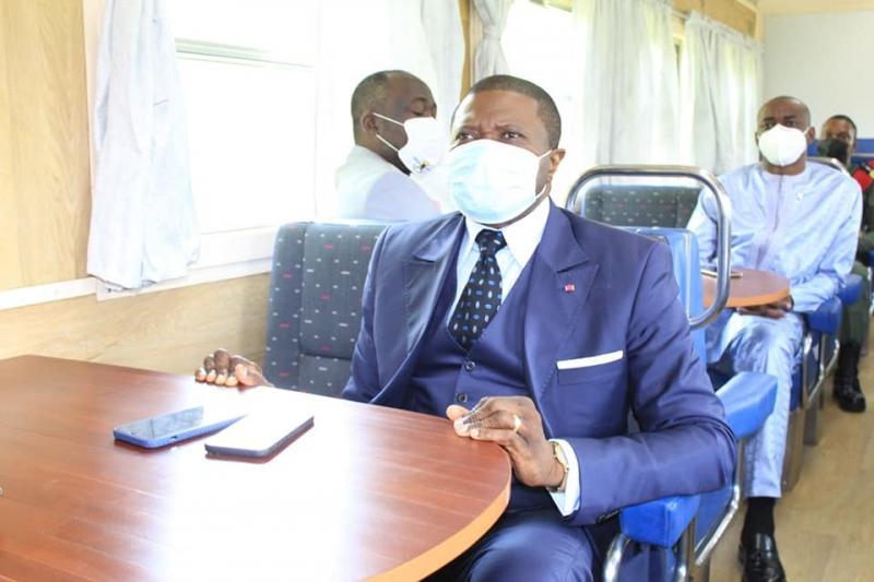 Cameroun – Reprise Train Express/Jean Ernest Ngalle Bibehe (Ministre des Transports): «Au sortir de ce voyage, nous sommes satisfaits»
