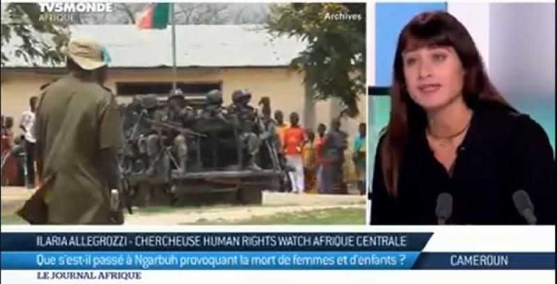 Cameroun - Crise anglophone: Human Rights Watch dénonce la diffusion d'images choquantes suite à la récente attaque d'un poste militaire à Galim (Ouest)