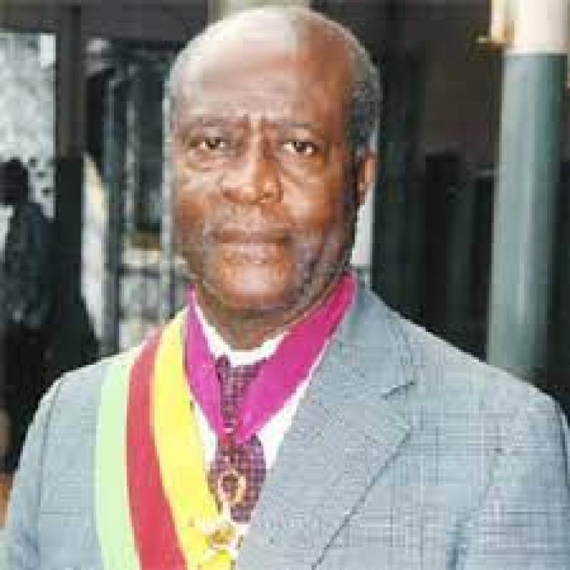 Cameroun - Hommages: Le Pr. Lazare Kaptue Noche élevé à la dignité de Grand cordon de l'Ordre du mérite camerounais à titre posthume