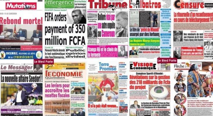 Liberté de la presse : la marche en arrière du Cameroun