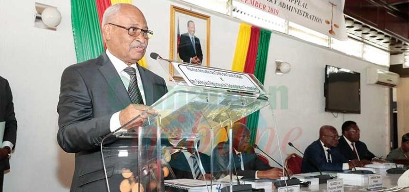 Cameroun - Enquête sur la gestion des fonds Covid-19: Le ministre de la Justice réclame les pièces d'investigations fournies par la Chambre des comptes de la Cour Suprême