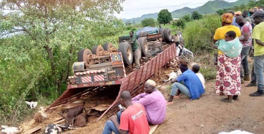 Drame: un mort dans un grave accident de circulation à Ngaoundere