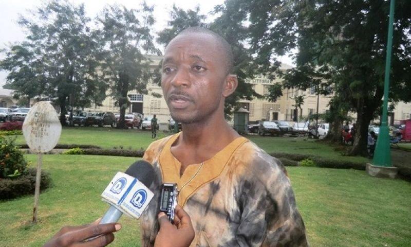 Liberté de la presse: l'étonnante déclaration de Denis Nkwebo