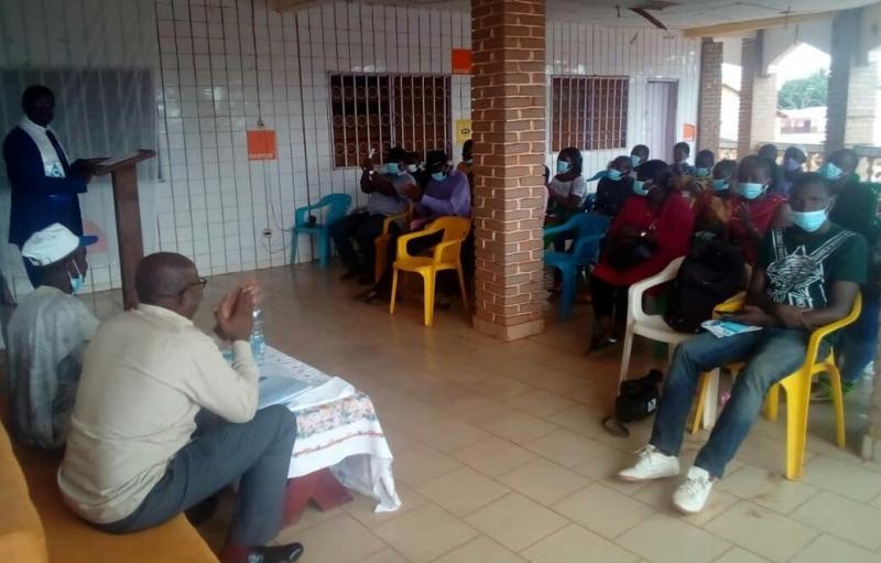 Cameroun - Vie des partis politiques: Le Mouvement Réformateur s'implante dans le Nyong-et-Mfoumou (Centre)
