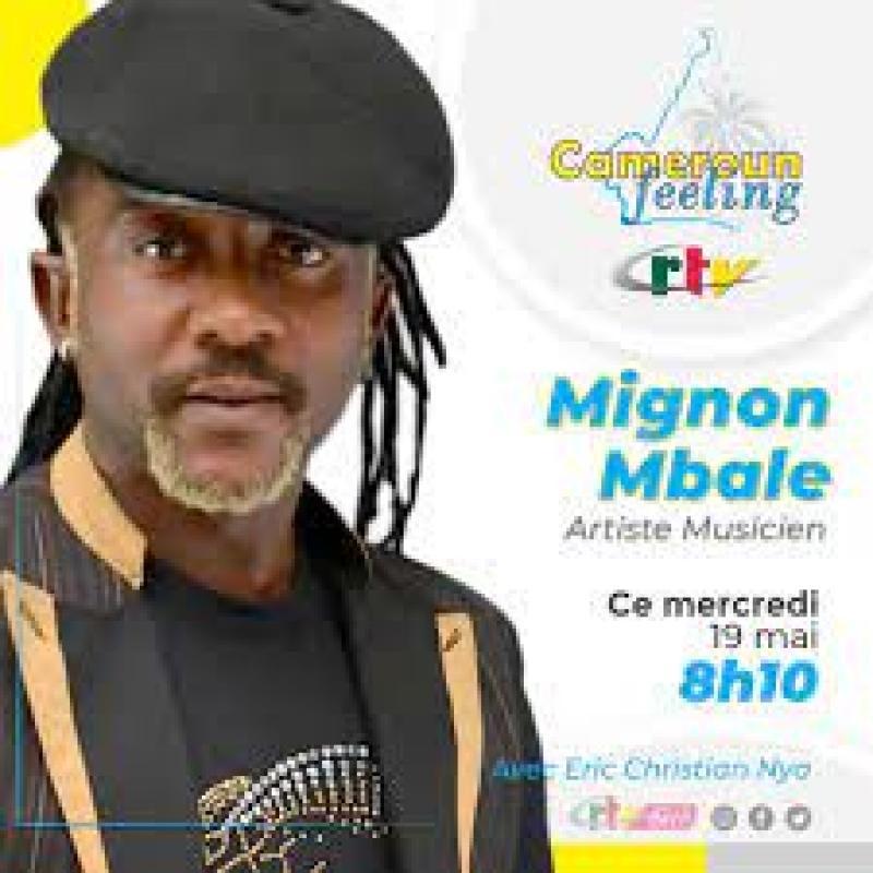 Cameroun - Musique: Mignon Mbale, l'un des membres du groupe Mbale Mbale, lance sa carrière solo