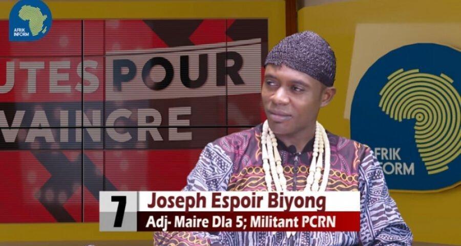 Nouvelles revelations sur la demission d'Espoir Biyong du Pcrn