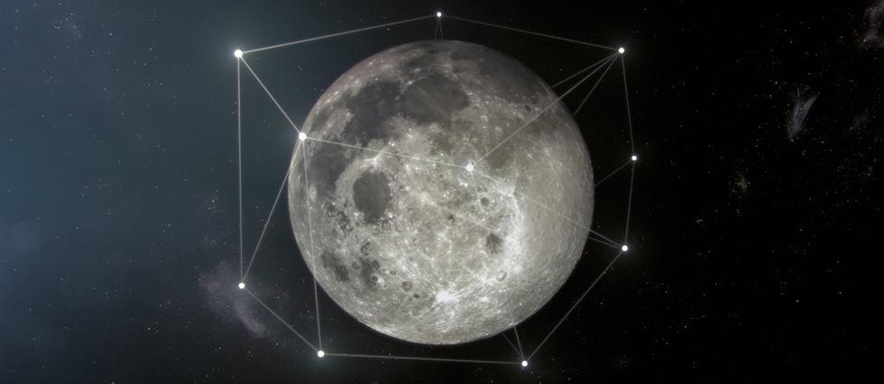 L'Agence spatiale européenne veut connecter la Lune à la Terre !