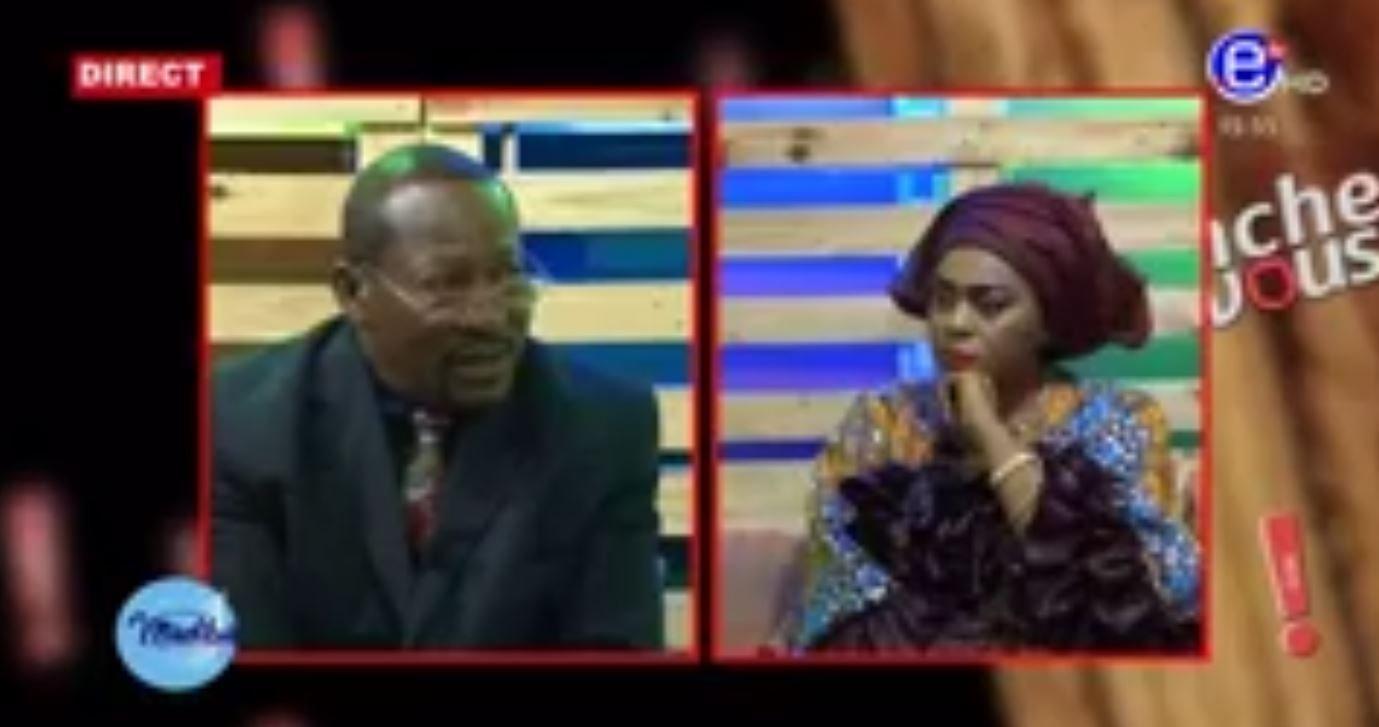 DIRECT/Fonds Covid: Saint Eloi Bidoung parle de la démission de Biya sur Equinoxe Tv