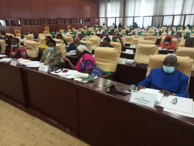 Parlement: Voici les enjeux de la session de juin 2021 qui s'ouvre ce jour