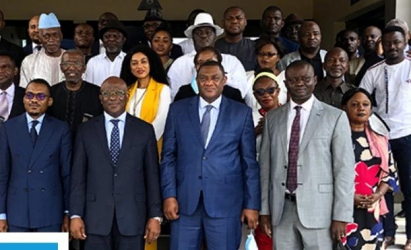 Transport de marchandises: Patrice Melom, le DG du PAK, affiche sa détermination de faire de la place portuaire de Kribi une référence en matière de facilitation du passage des marchandises