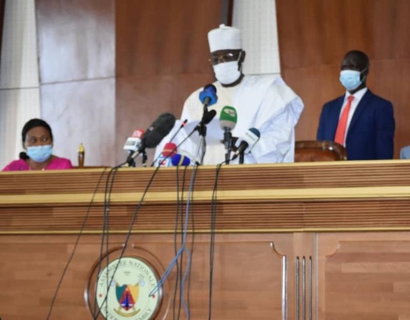 Assemblée nationale: Le Président Cavaye Yeguie Djibril inquiet par le décès en cascade des députés RDPC