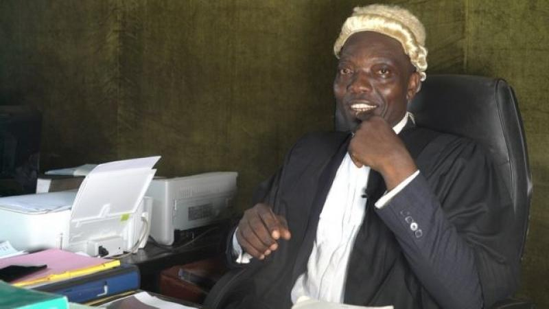 """Human Rights Watch: """"Cameroonian authorities should immediately release Barrister Amungwa"""""""