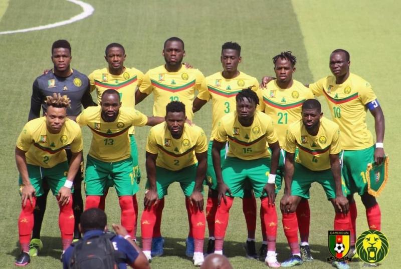 Football/Match amical Cameroun Vs Nigeria: Voici la liste des 11 entrants