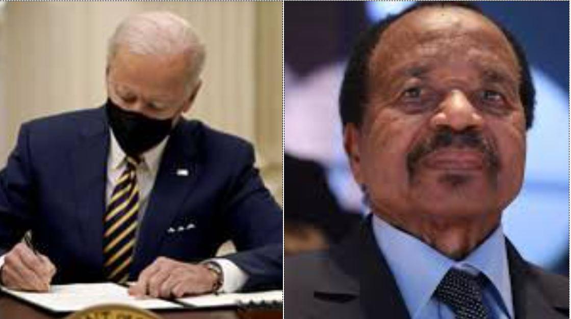 Les Etats-Unis annoncent une restriction de visa contre des membres du régime Biya